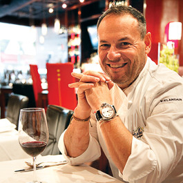 Michael Ginor : Chef & Owner